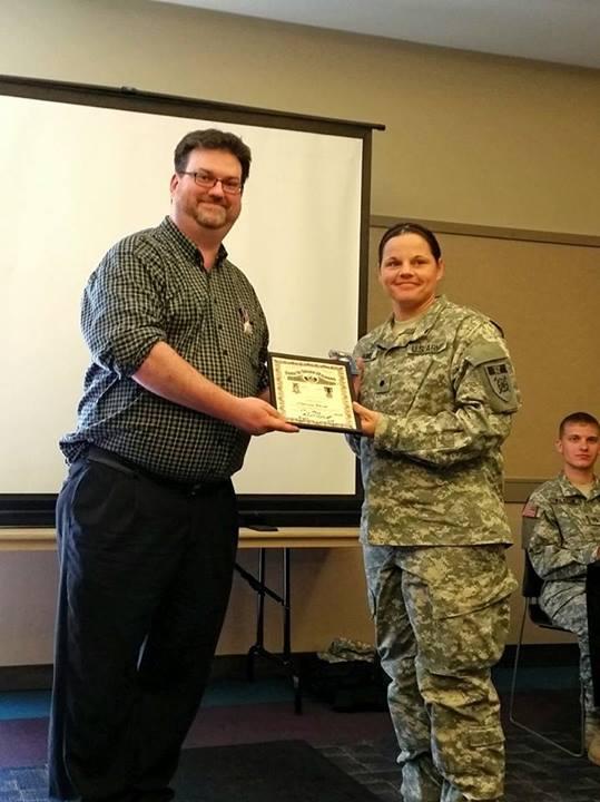ARMY ROTC MAY 2014